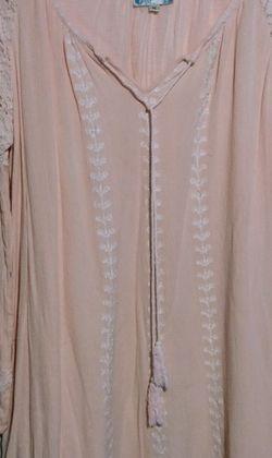 Pink Hippy Dress for Sale in Riverside,  CA