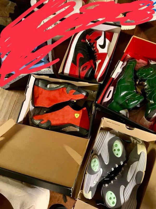 Jordan and Nike