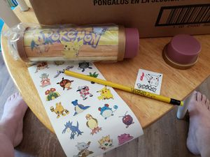 Kelloggs Pokemon 2000 school set for Sale in Carrollton, GA