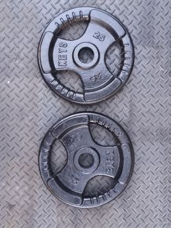 Olympic Weight Plates Obo for Sale in Carlsbad,  CA