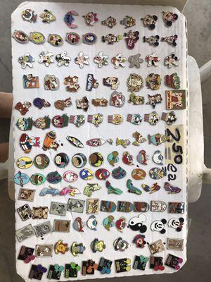 Original Disney pins for Sale in South Gate, CA