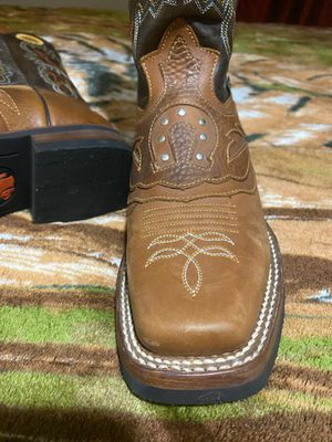 Brown boots size 6 half for Sale in San Angelo, TX