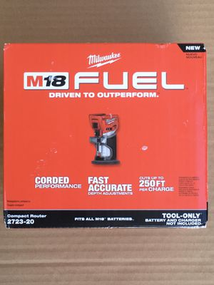 Milwaukee 2723-20 tool only tool only for Sale in Fremont, CA