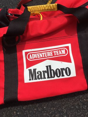 Marlboro duffle bags and cooler for Sale in Southampton, PA