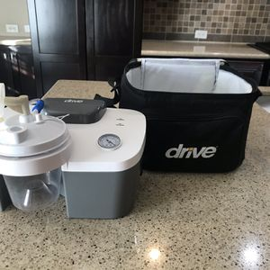 drive VacuMax Suction Unit - Portable Medical Suction Device for Sale in Flower Mound, TX