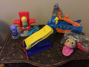 Play-doh play sets for Sale in Lauderhill, FL