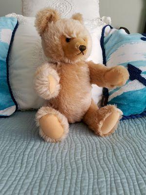 """Steiff Teddy Bear 15"""" Mohair w/Ear Button for Sale in Elida, OH"""