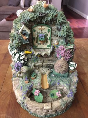 Pfaltzgraff Naturewood Portfolio Indoor Water Fountain for Sale in Alexandria, VA