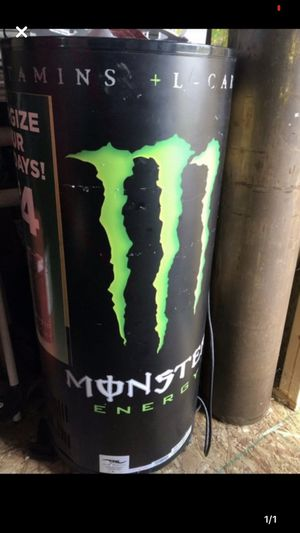 Monster cooler electric for Sale in Adamstown, MD