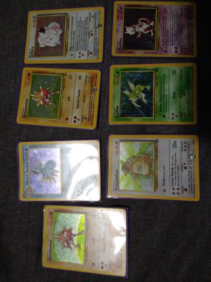 Pokemon vintage wizard of the coast cards for Sale in Tracy, CA