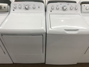 Ge set Washer and dryer electric for Sale in Phoenix, AZ