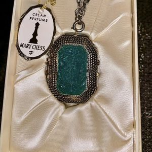 Mary Chess Solid Perfume Locket for Sale in Virginia Beach, VA
