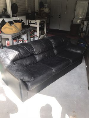 Leather Couch for Sale in Miami, FL