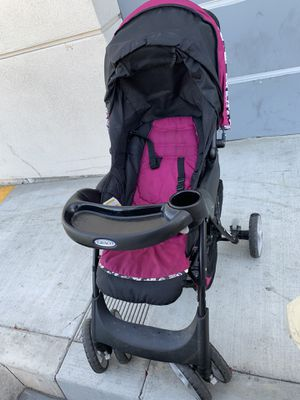 Stroller With Car Seat & Base for Sale in Los Angeles, CA