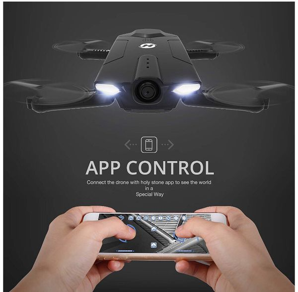 Holy stone Drone, light drone with 2 batteries