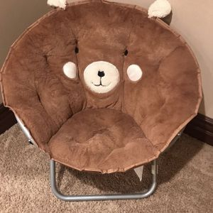 Kids Collapsible Saucer Chair-Like New for Sale in Newport Beach, CA