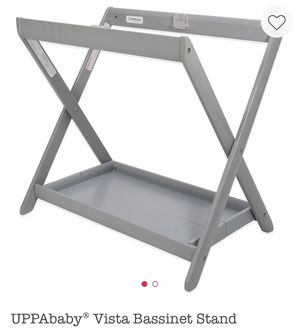 Uppa Baby Vista Bassinet Stand (in grey) for Sale in Delray Beach, FL