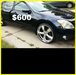 2004 Nissan Maxima only$600 for Sale in Wichita, KS