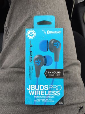 Jbuds wireless earbuds for Sale in Centreville, VA