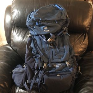 Deuter Backpack for Sale in Lakeside, CA