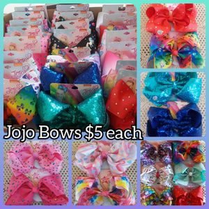 Jojo bows/$5 each for Sale in Las Vegas, NV