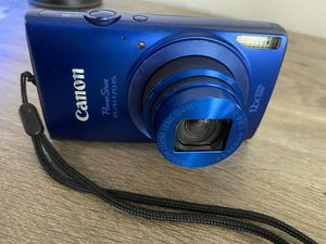 Canon PowerShot Elph 20 Megapixel Digital Camera w/ Video and Sound for Sale in San Antonio, TX
