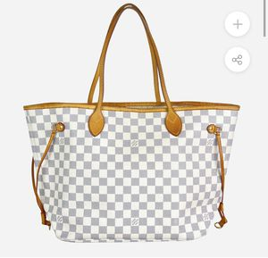 Louis Vuitton never full bag for Sale in Rancho Cucamonga, CA