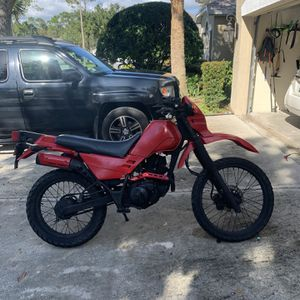 2006 Yamaha XT 250 for Sale in Tampa, FL