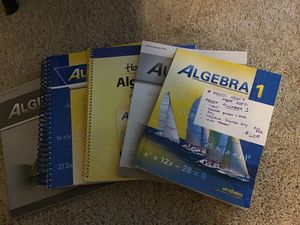 Abeka brand new Algebra 1 set for Sale in Knoxville, TN