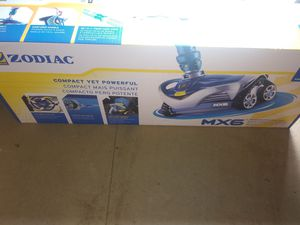 Zodiac - MX6 - in ground suction side pool cleaner for Sale in Tampa, FL