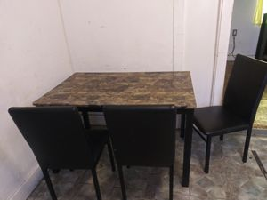 4 prices kitchen table for Sale in Hacienda Heights, CA