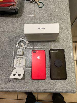 iPhone 7 Plus (128 gbs) for Sale in Gardena, CA