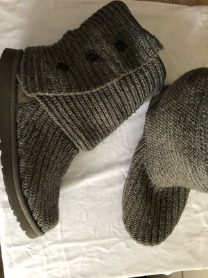 Used, Ugg classic cardy button boots size:9 for Sale for sale  Howell, NJ