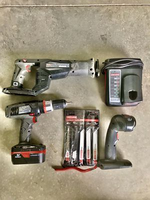 Craftsman Cordless Tool Set for Sale in Caldwell, ID