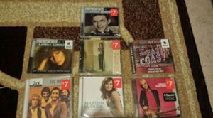 Classic Rock CDs Petty/Streisand/Neil/Sinatra/McBride/Who/Classic Rock for Sale in Houston, TX