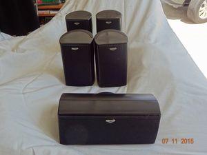 Klipsch 600 HD Surround speakers for Sale in San Jose, CA