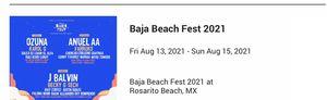 Baja Beach Fest Tickets for Sale in Las Vegas, NV