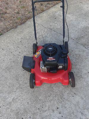 Lawn mower push MTD for Sale in Seminole, FL