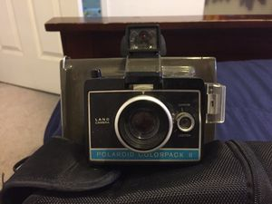 Vintage Polaroid camera for Sale in Temecula, CA