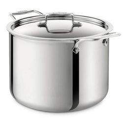 All Clad D5 12qt Stainless Steel Stock Pot, new with box for Sale in Dublin,  OH