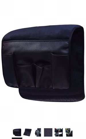 Space Saver Sofa Couch Chair Armrest Organizer,Magazine Rack, Draped Over Sofa, Couch, Recliner Armrest for Remote Control, Cell Phone, Book, Pencil for Sale in Powell, OH