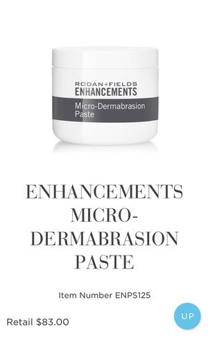 Rodan & Fields Enhancements Micro Dermabrasion Paste for Sale in Anaheim, CA