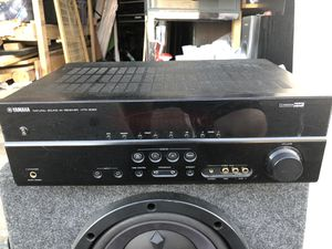 Yamaha receiver for Sale in Austin, TX