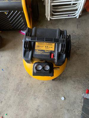 Compresor de seis galones nuevo for Sale in Highland, CA