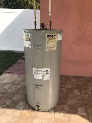 Water heater 40 gallon A.O. Smith for Sale in Tampa, FL
