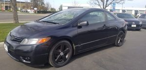 2007 Honda Civic EX 90 Days same as cash available for Sale in Modesto, CA