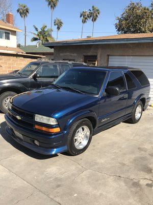 2002 Chevrolet Blazer Xtreme for Sale in Westchester, CA