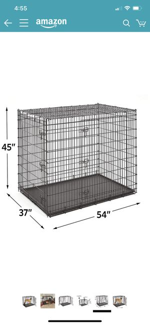 Dog Crate xl for Sale in Plantation, FL