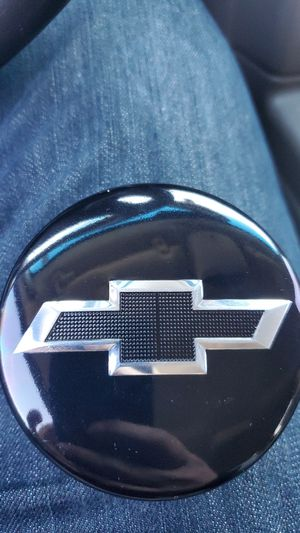 Chevy center caps for Sale in Riverside, CA