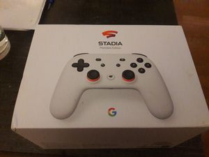 Stadia controller and Chromecast for Sale in Waterbury, CT